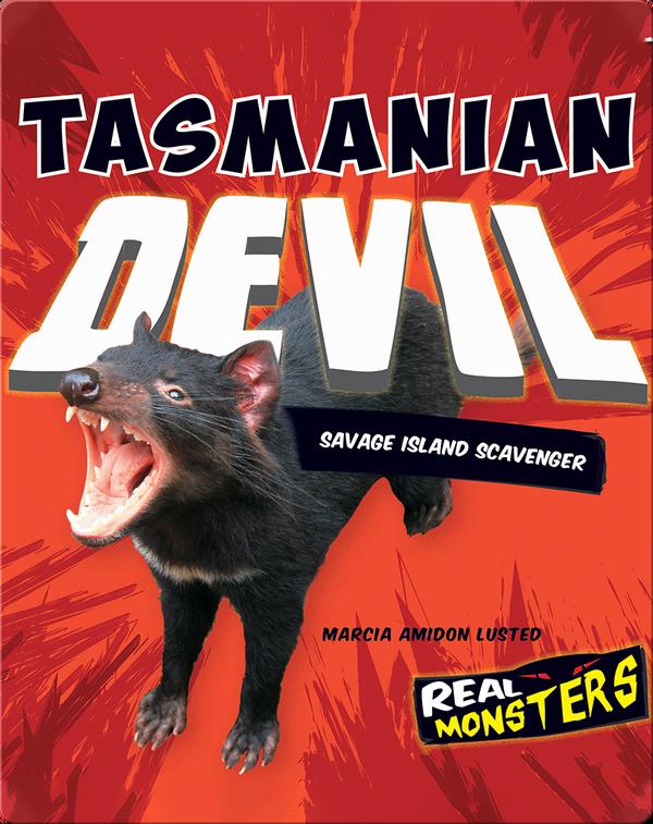Tasmanian Devil: Savage Island Scavenger