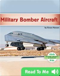 Military Bomber Aircraft