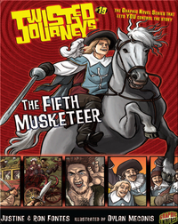 The Fifth Musketeer (Twisted Journeys)