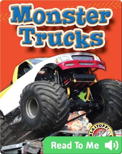 Monster Trucks: Mighty Machines