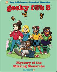 Geeky Fab 5 No. 3: DOGgone CATastrophe