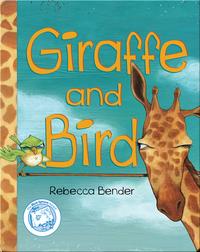 Giraffe and Bird