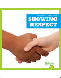 Building Character: Showing Respect