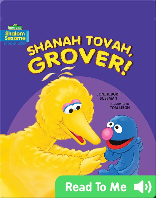 Shanah Tovah, Grover!