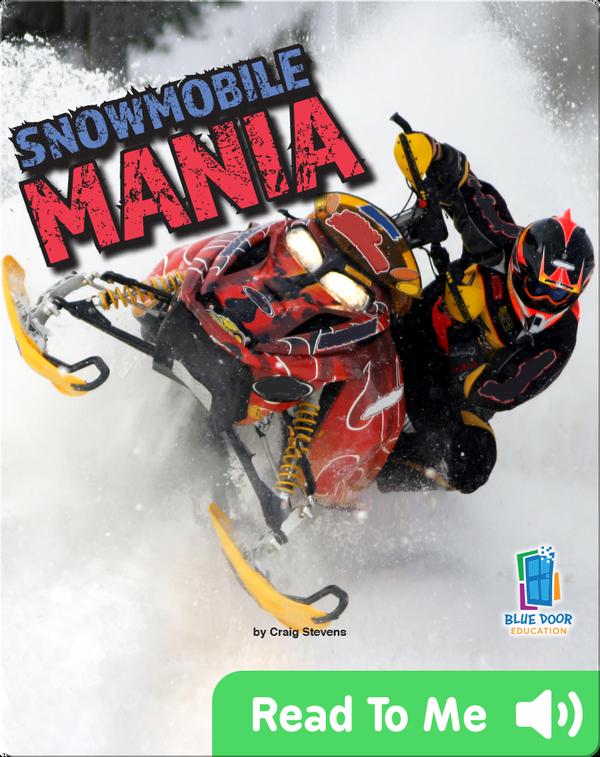 Snowmobile Mania