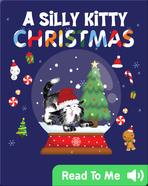 A Silly Kitty Christmas
