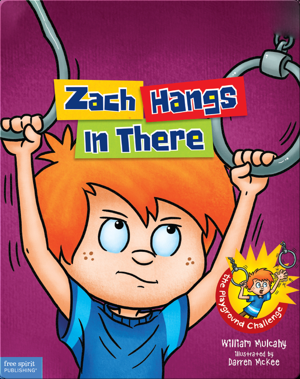Zach Hangs In There