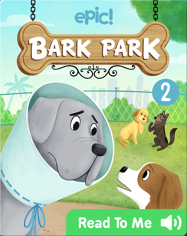 Bark Park: The Cone of Shame