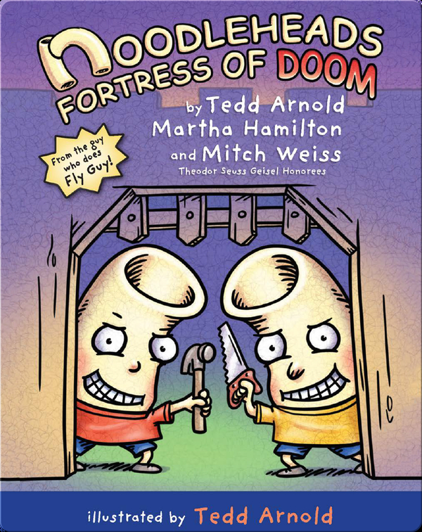 Noodleheads Fortress of Doom