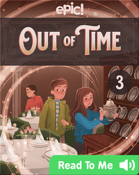Out of Time Book 3: Lost on the Titanic