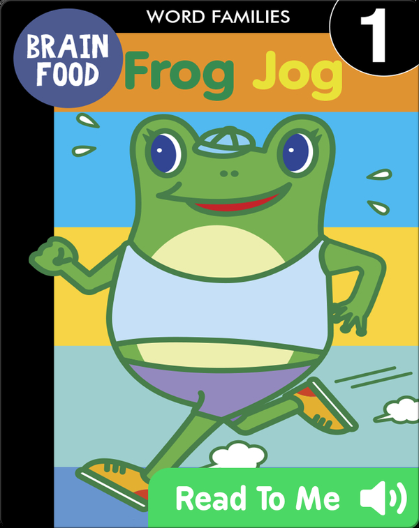 Brain Food: Frog Jog