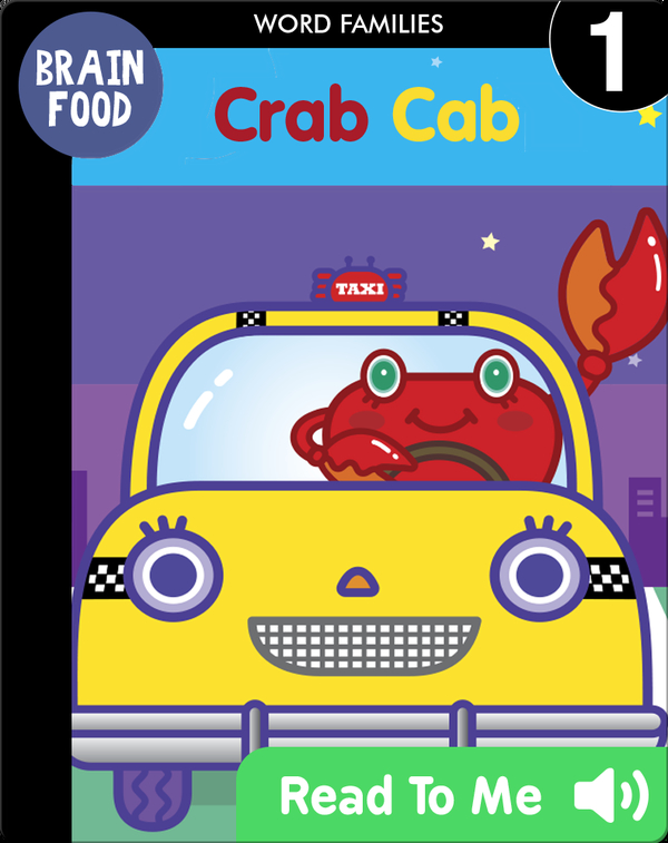 Brain Food: Crab Cab