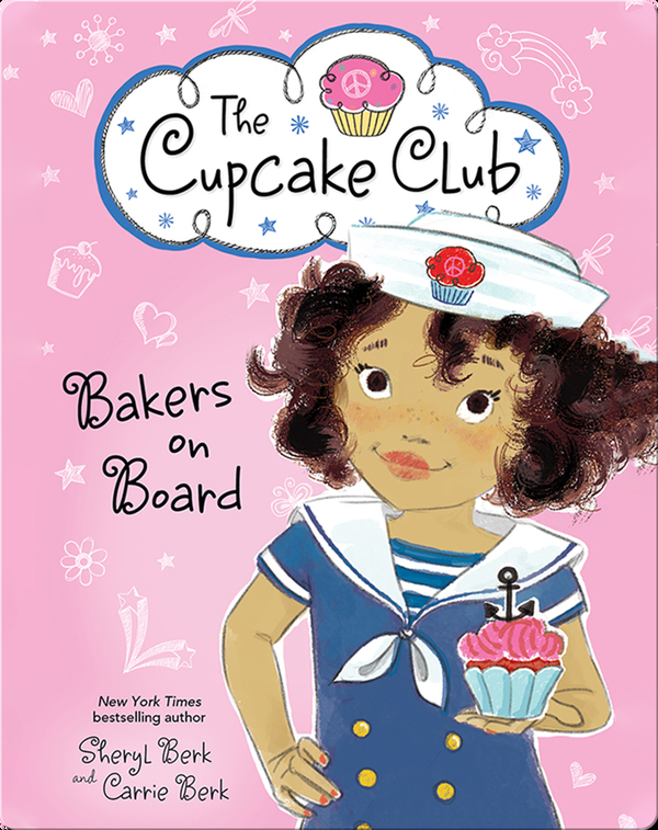 The Cupcake Club 9: Bakers on Board