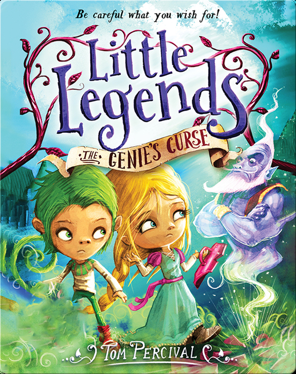 Little Legends Book 3: The Genie's Curse