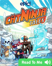 Cat Ninja: Master Hamster Winter Special