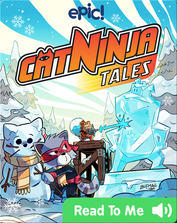 Cat Ninja Tales: Hamster for the Holidays