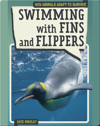 Swimming with Fins and Flippers