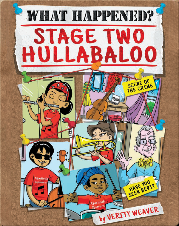 What Happened? Stage Two Hullabaloo