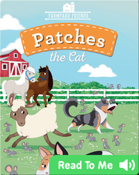 Patches the Cat