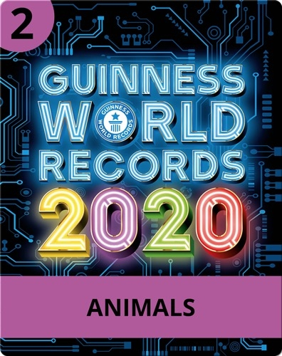 Guinness World Records 2020: Animals