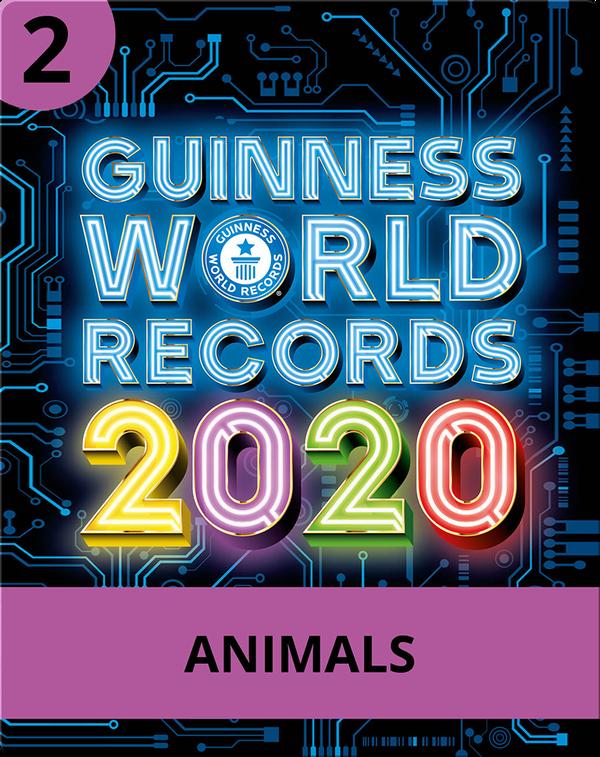 Guinness World Records 2020: Animals
