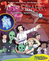 The Heart: A Graphic Novel Tour