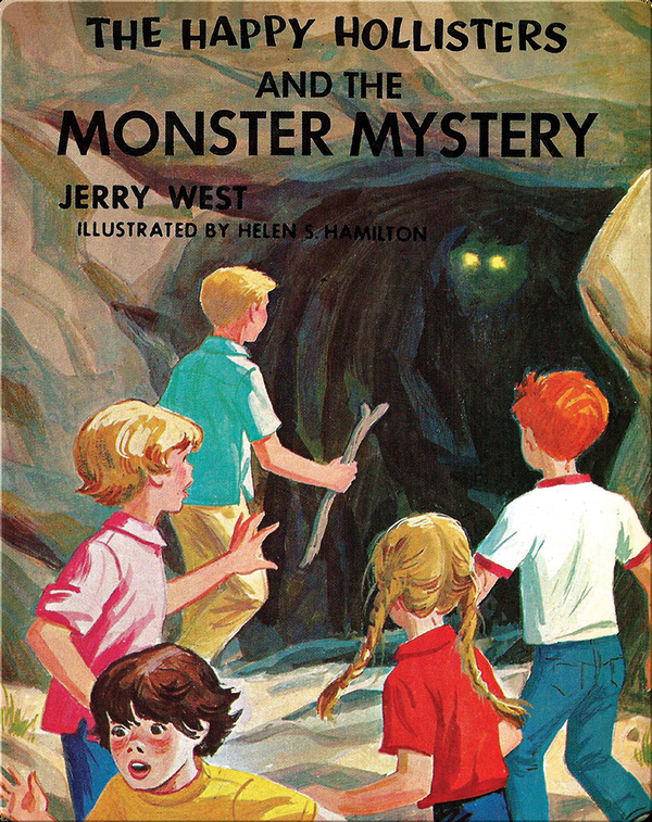 The Happy Hollisters and the Monster Mystery