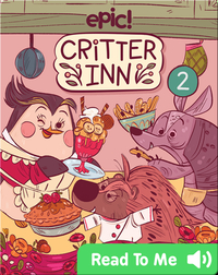 Critter Inn Book 2: A Sweet Surprise