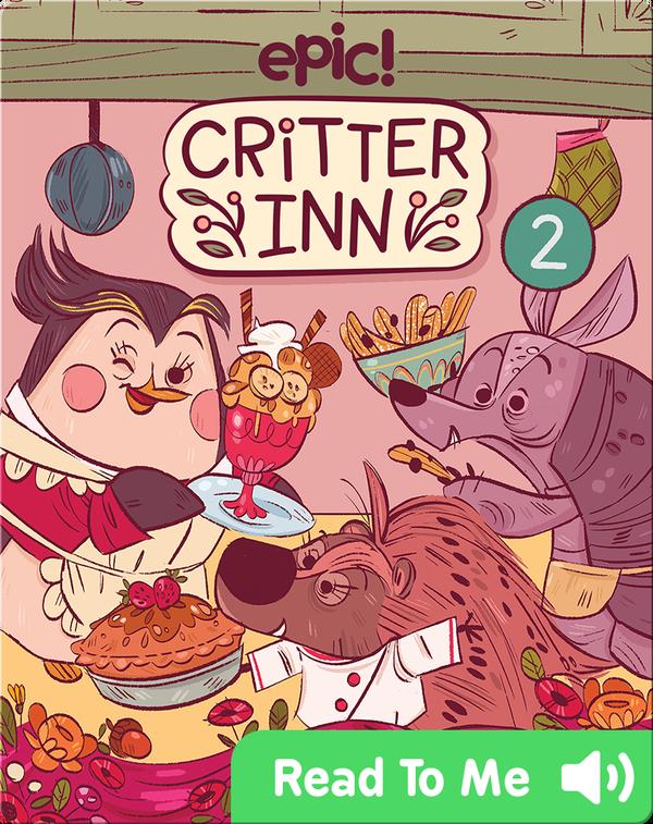 Critter Inn Book 2: A Sweet Surprise