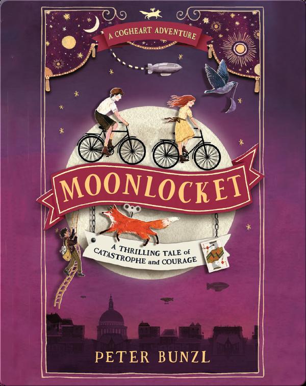 A Cogheart Adventure: Moonlocket