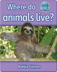 Where do Animals Live?