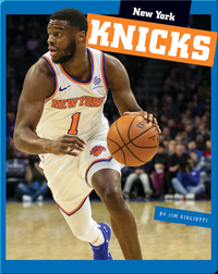 Insider's Guide to Pro Basketball: New York Knicks