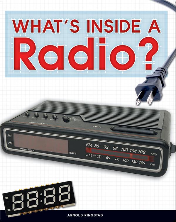 Take It Apart: What's Inside a Radio?