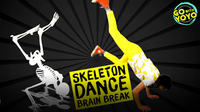 GO With YOYO: Skeleton Dance