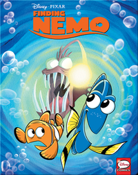 Disney and Pixar Movies: Finding Nemo