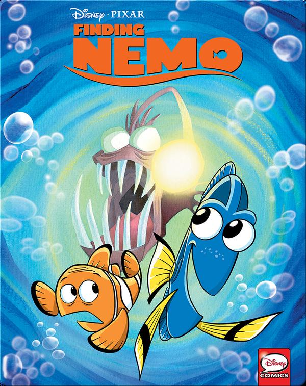 Disney and Pixar Movies: Finding Nemo