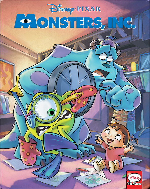 Disney and Pixar Movies: Monsters, Inc.