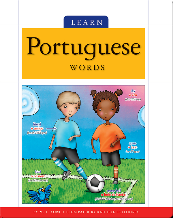Foreign Language Basics: Learn Portuguese Words