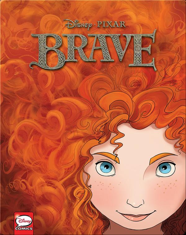 Disney Princesses: Brave