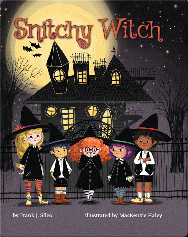 Snitchy Witch