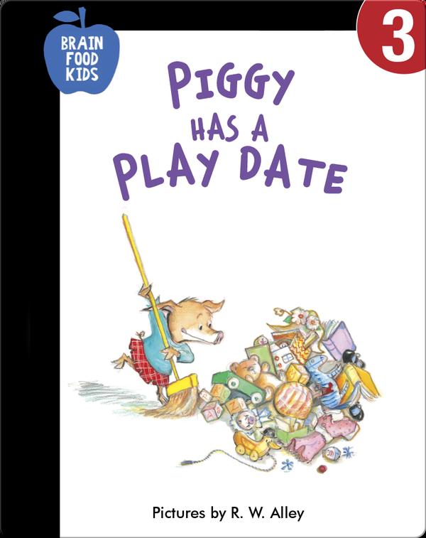 Piggy Has a Play Date