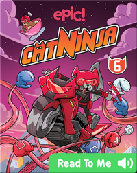 Cat Ninja Book 6: Fish of Legend