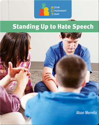 Standing Up to Hate Speech
