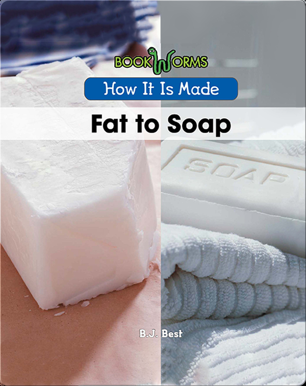 How It Is Made: Fat to Soap