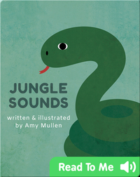 Animal Sounds: Jungle Sounds