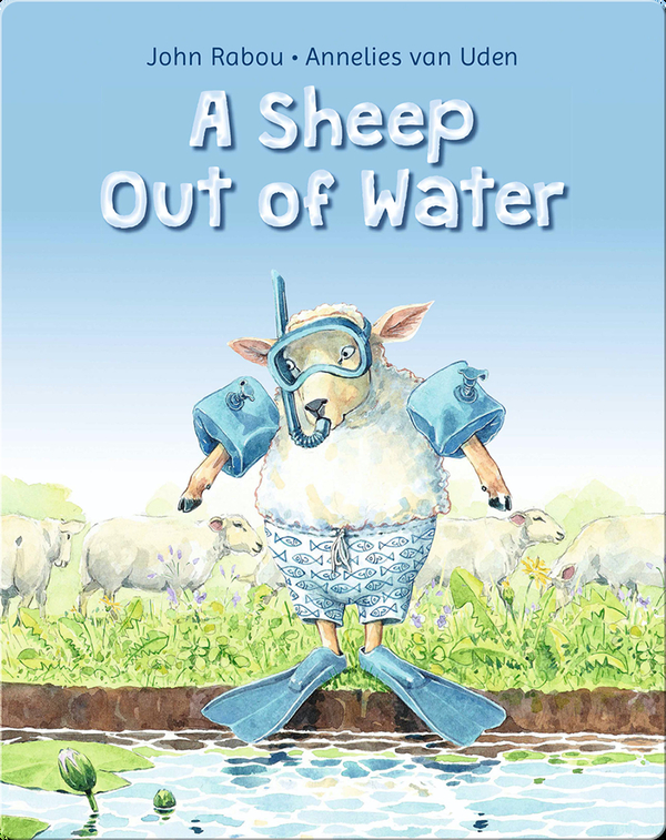 A Sheep Out of Water