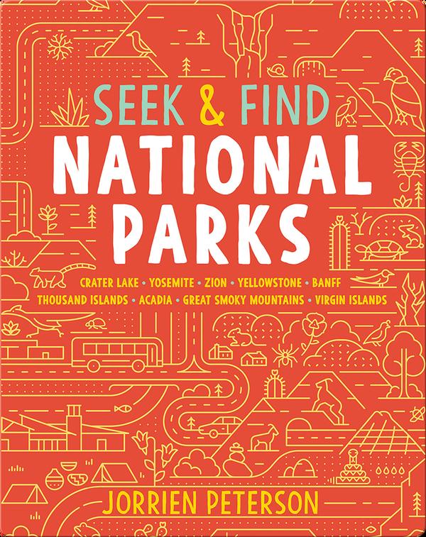 Seek & Find: National Parks