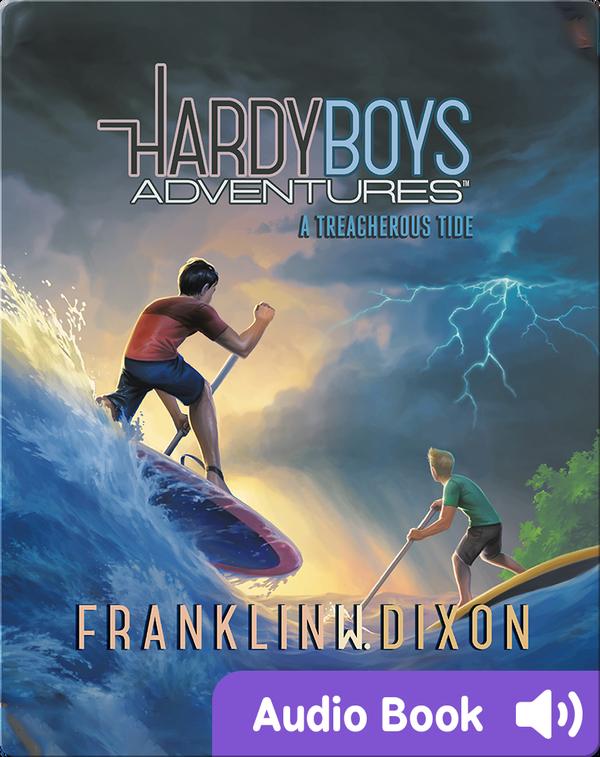 Hardy Boys Adventures: A Treacherous Tide