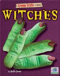 Creepy Crafts & More: Witches
