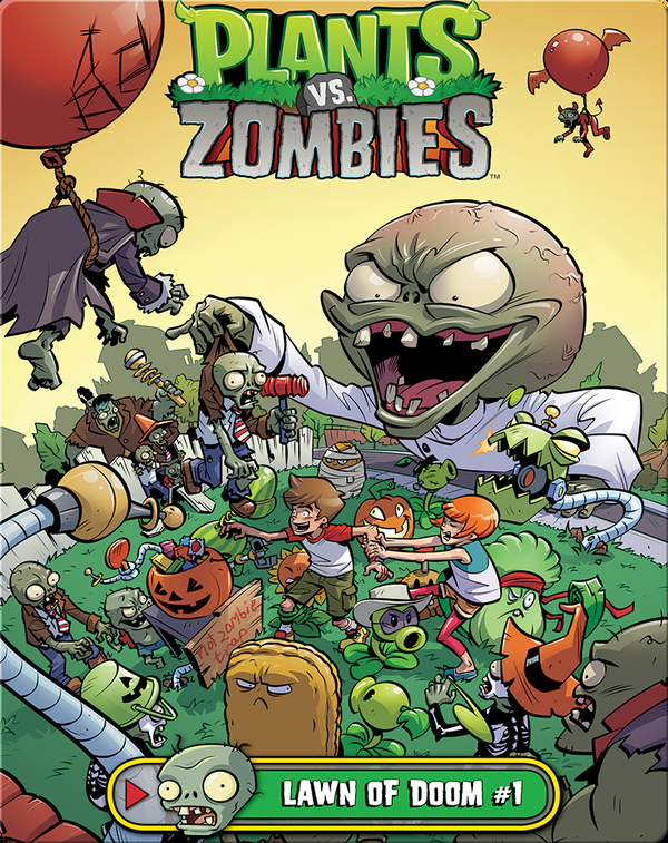 Plants vs Zombies: Lawn of Doom 1